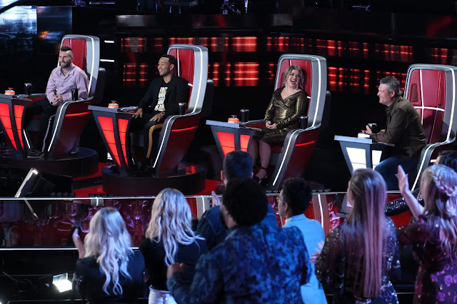 'The Voice' - Meet Season 16's Artists Advancing to Top 24