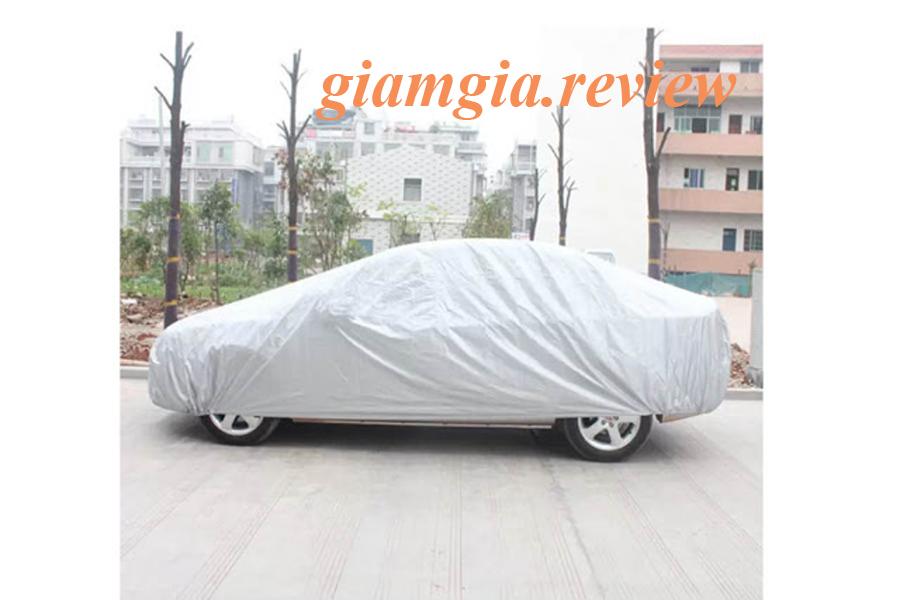 Kinh nghiệm chọn bạt phủ xe ô tô
