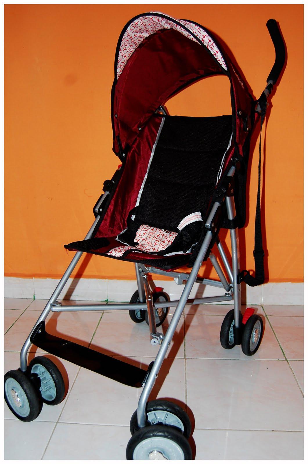 Crazybranded Baby Craft Buggy Stroller