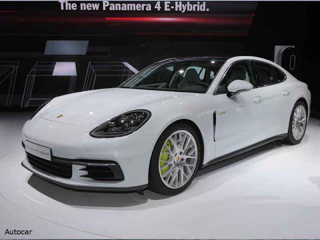 Porsche Fokus ke Bensin dan Hybrid, Tak Lagi Produksi Mobil Diesel