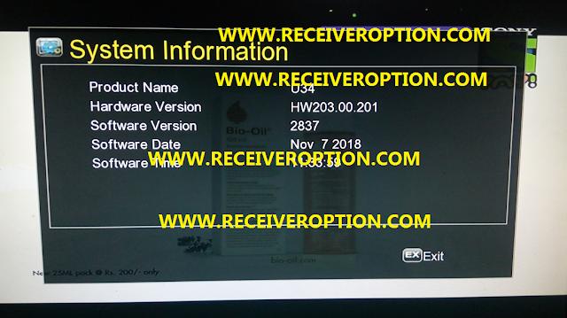 CLASS HD F10 F20 F30 HD RECEIVER POWERVU KEY NEW FIRMWARE