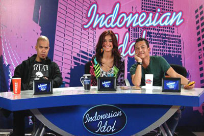 Juri Indonesian Idol 2012