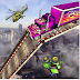 Mega Ramp Transform Racing: Impossible Stunts 3D Game Tips, Tricks & Cheat Code