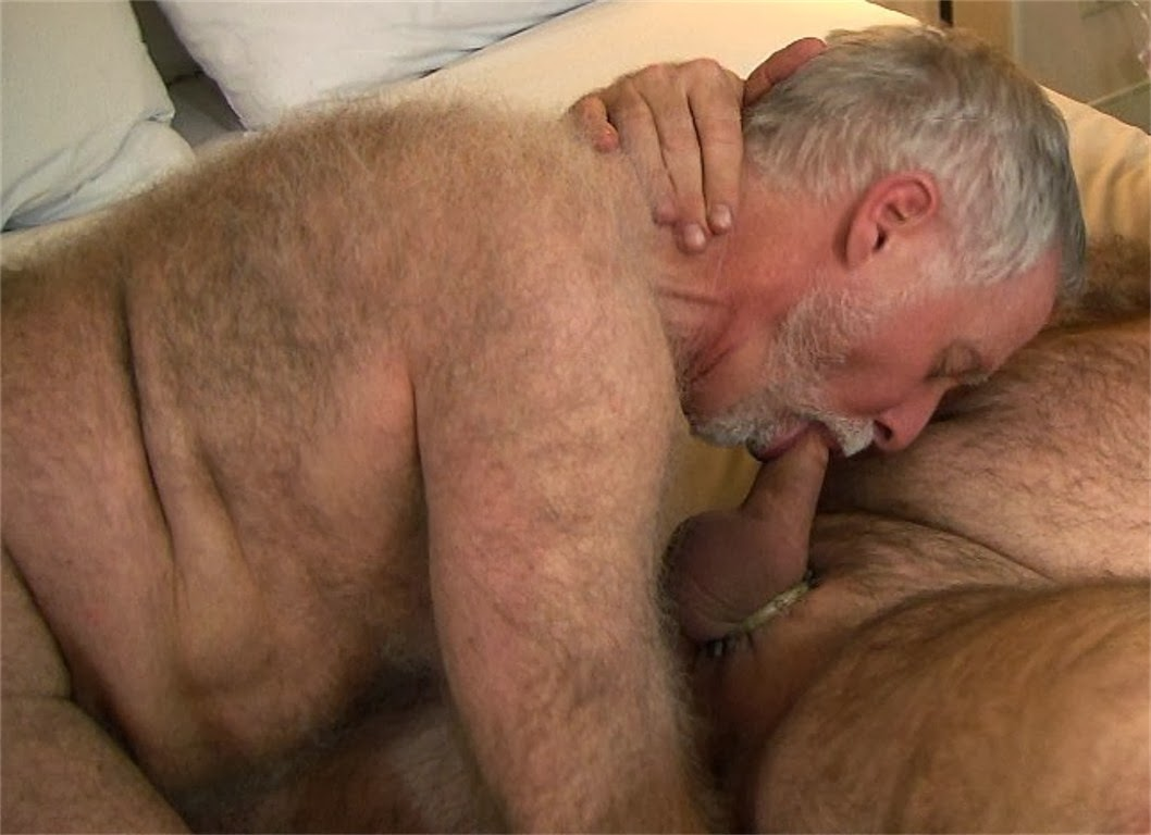 older gay and straight men sex