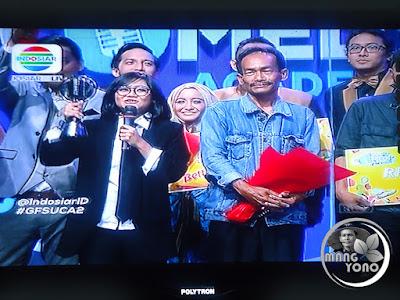 Juara 1 SUCA 2 Aci Resti ( @aciresti ), Tangerang
