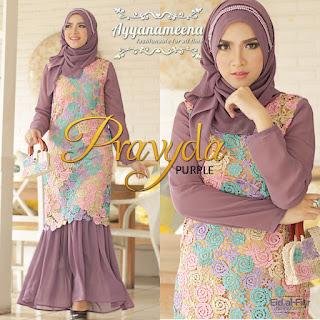 Ayyanameena Pravyda ~ Purple