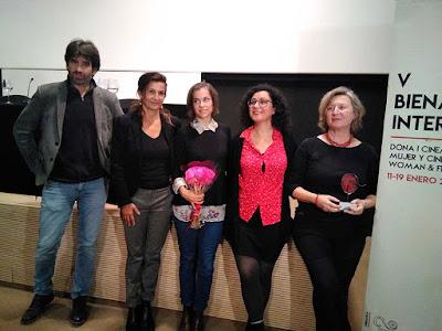 Presentación del festival Dona i Cinema