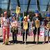 Parados, sindicatos y grupos sociales protestan ante el BEC! por el foro sobre subcontratación
