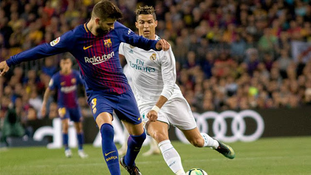 Ini Ucapan Sindiran Pique yang Pancing Amarah Real Madrid