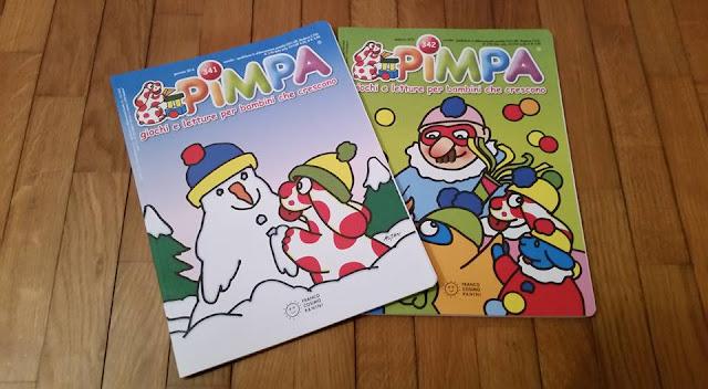 rivista Pimpa