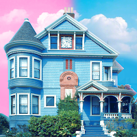 Sweet House Unlimited (Money - Stars) MOD APK