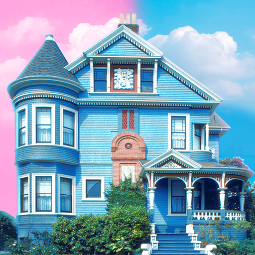 Sweet House - VER. 1.23.2 Unlimited (Money - Stars) MOD APK