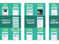 Islam pro: aplikasi quran dan terjemahan untuk android