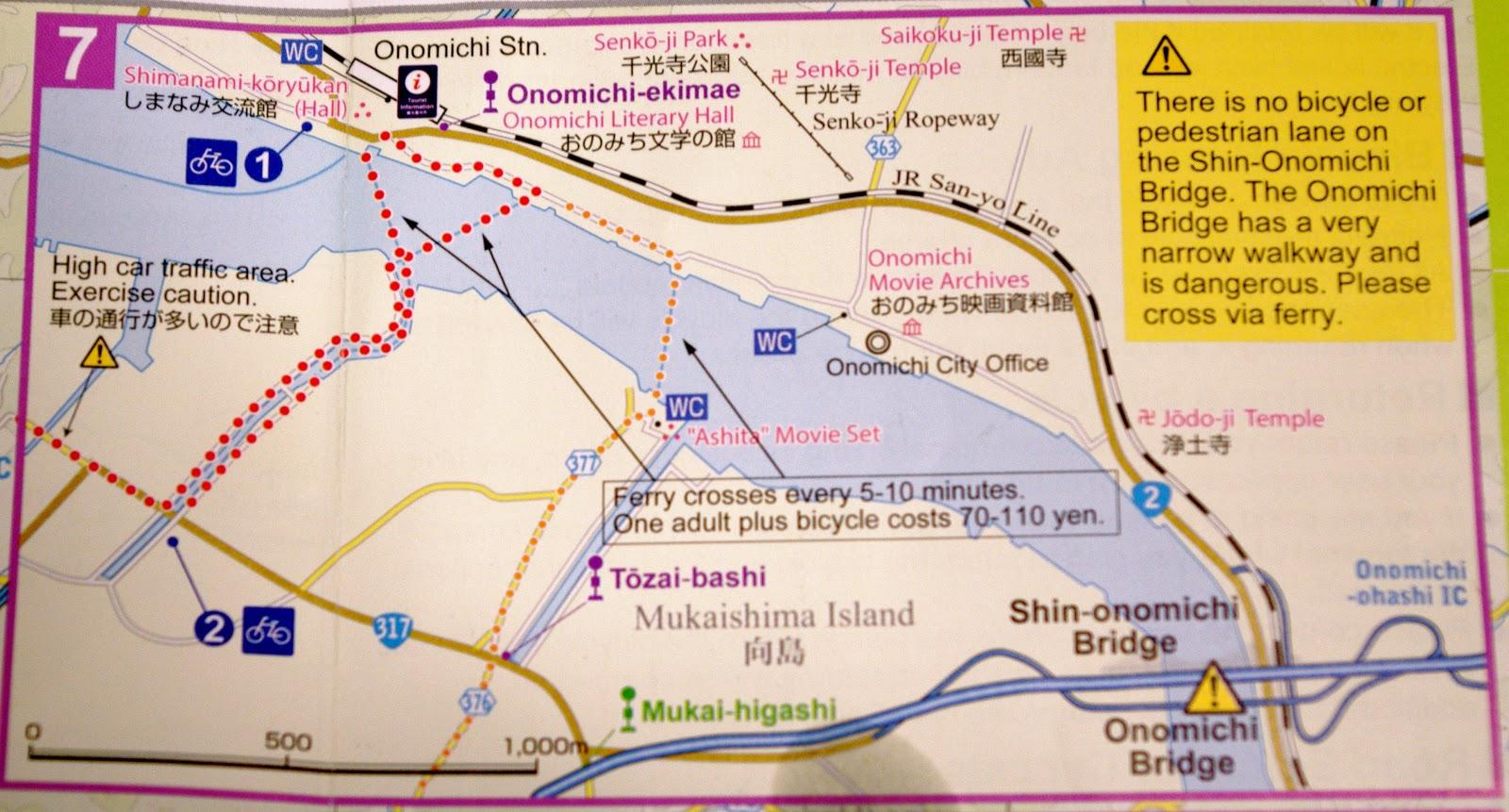 Surf Mama Ordered to Inland Japan How to Bike the Shimanami Kaido