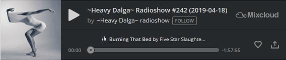 heavy dalga show #242