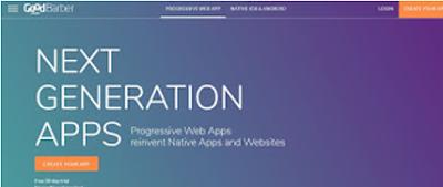 Website Untuk Membuat Aplikasi Tanpa Harus Koding 6