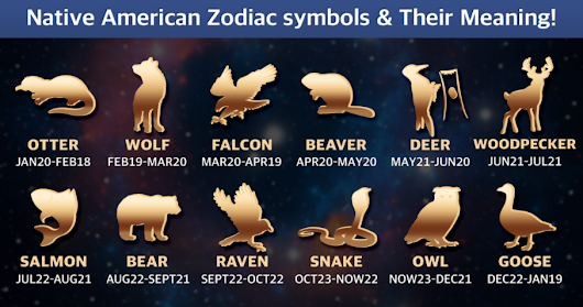 Find Your Native American Zodiac Symbol & Its Meaning!