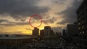 UFO Spotted Over Honolulu?