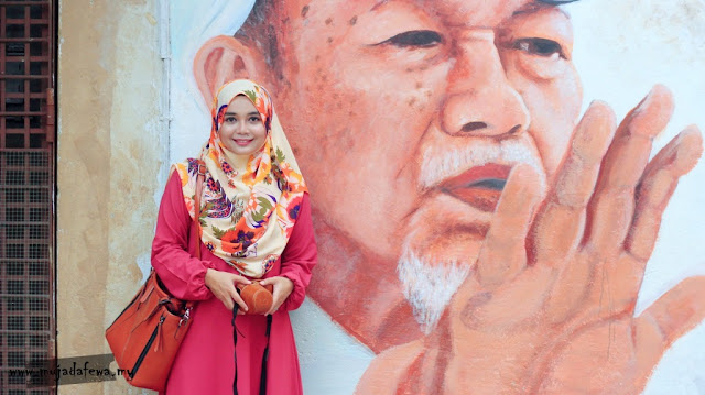 Kota Bharu Street Art