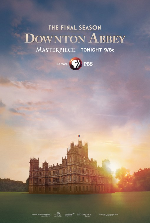 Downton Abbey final season US poster