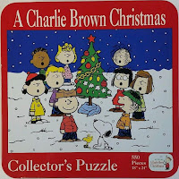 A Charlie Brown Christmas Collector's Jigsaw Puzzle