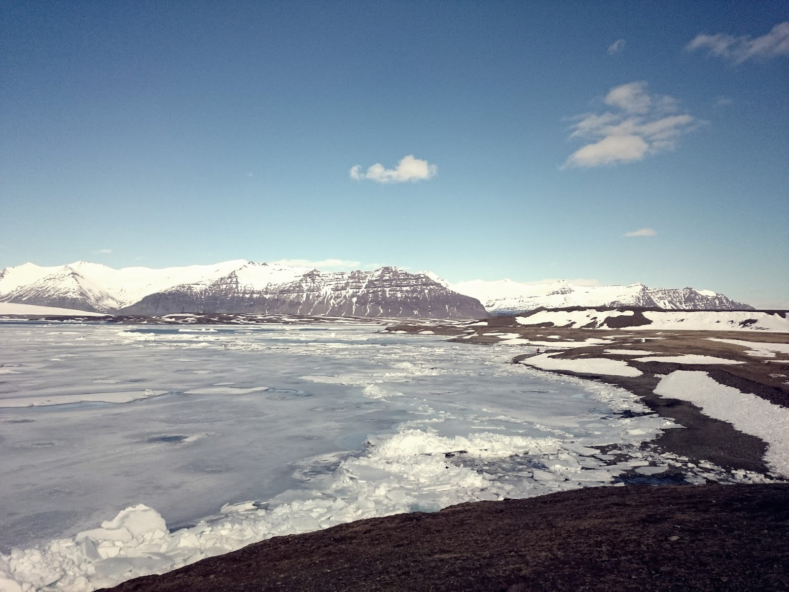 Laguna Lodowcowa, Islandia, Ice Lagoon, Jokulsarlon, lodowiec, jezioro, panidorcia, blog o Islandii