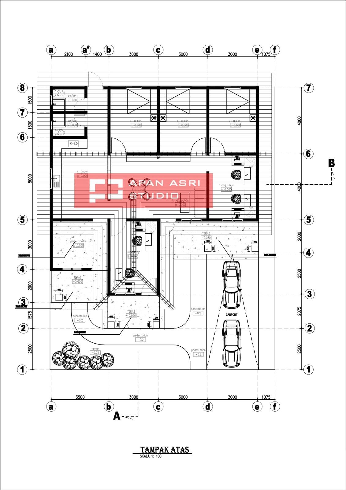 Image Result For Desain Cat Rumah