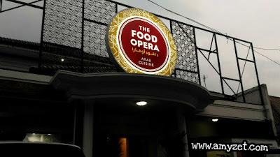 The Food Opera Bandung