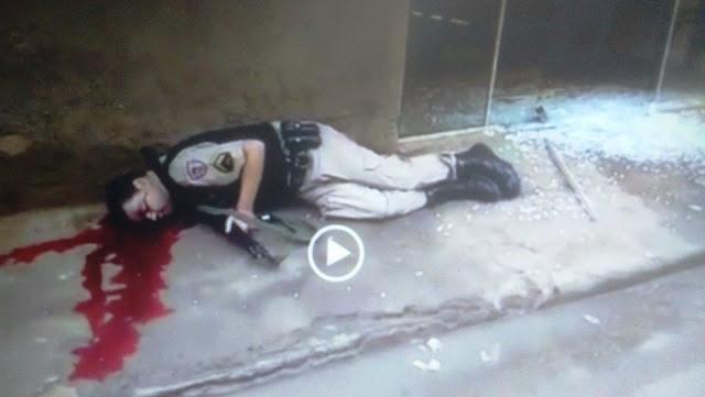 Resultado de imagem para Cabo da PM é assassinado em tentativa de assalto a bancos, em Santa Margarida-MG