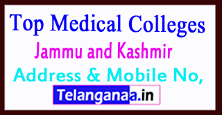 Top Medical Colleges in Jammu and Kashmir