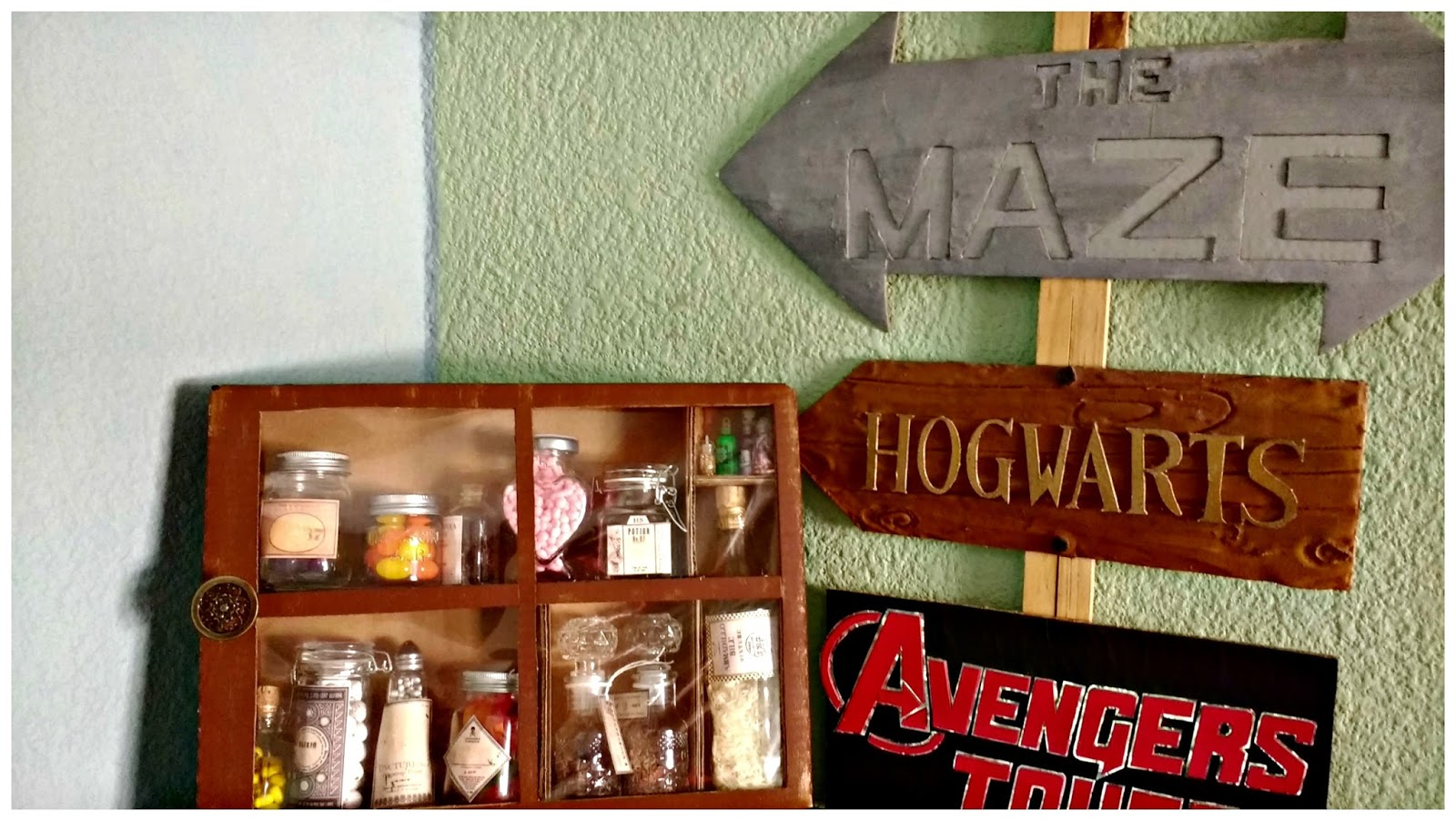 4bcc7ac4fd4ad9 Ame Mayén: Kit de Pociones de Harry Potter ❤ Regalo Potterhead