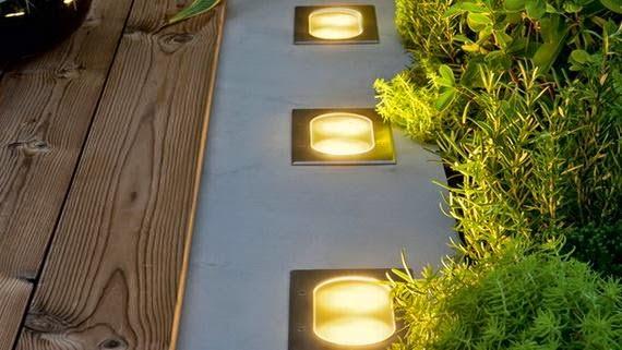 Garden Lighting Accessories & A Delightful Case Study 7