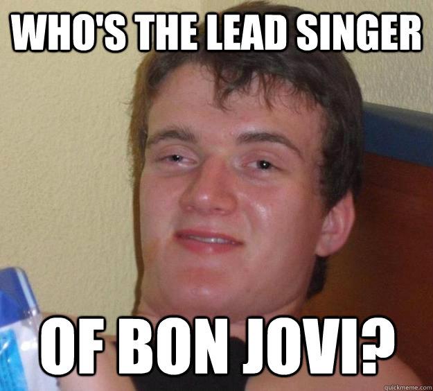 Funny Meme Bon Jovi : S throwback party radio bon jovi memes jokes