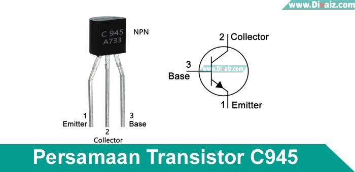 Persamaan Transistor C945 Untuk Rangkaian Power Amplifier