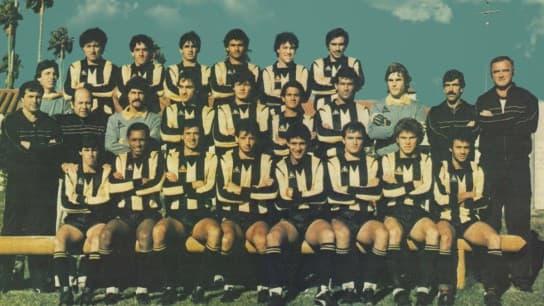 CAペニャロール 1987