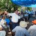 """Ejidatarios confían en que con """"Huacho"""" resurgirá el campo"""