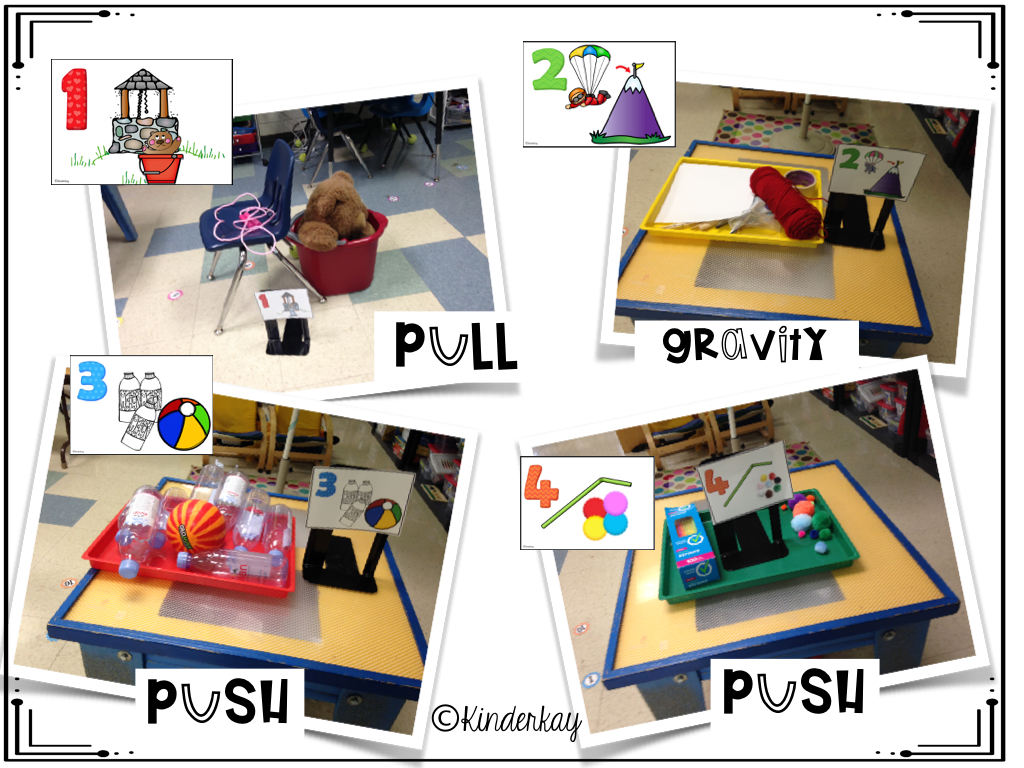 Four Easy Stem Activities For Kindergarten