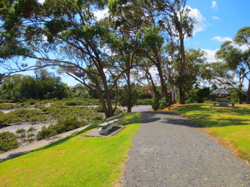 Pakuranga Rotary shared path