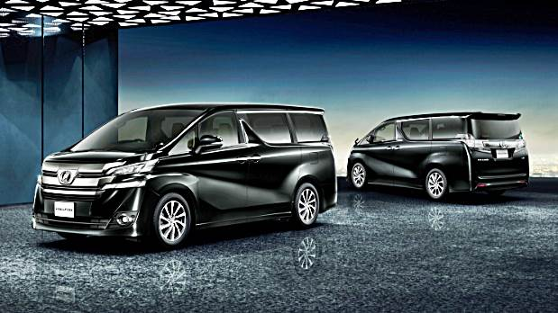 2017 Toyota Vellfire Redesign, Release Date And Specs