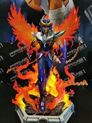 Ikki Phoenix 1/4 - Saint Seiya