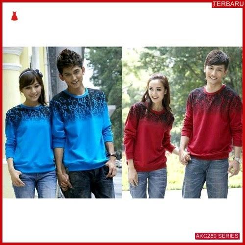 AKC280S48 Sweater Couple Abjad Anak 280S48 Pasangan BMGShop