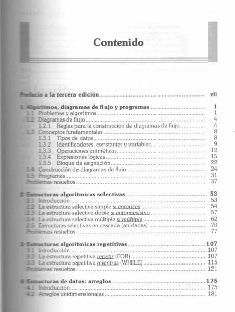 libro metodologia de la programacion osvaldo cairo