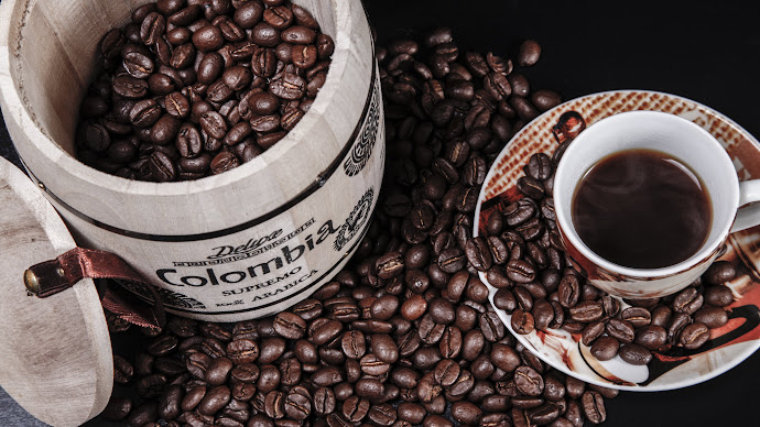 Wallpaper: Premium Coffee