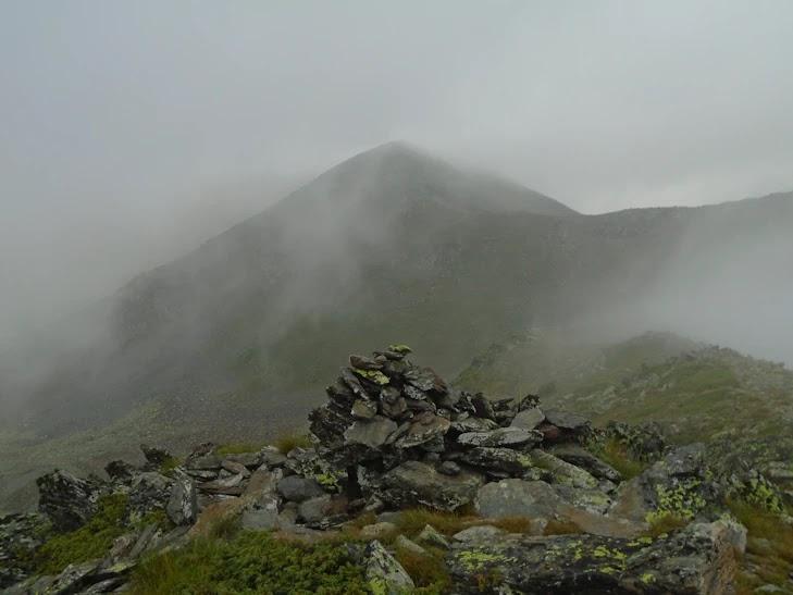 Pic de les Fonts desde el Pic del Clot del Cavall