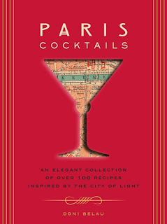 Paris Cocktails by Doni Belau, a book tour stop