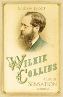 Life of Sensation Wilkie Collins biography book