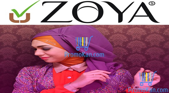 Katalog Promo Harga Zoya Hijab Baju Terbaru