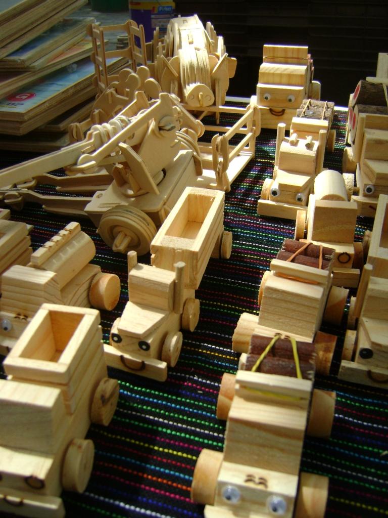 M xico a trav s de la mirada de una cubana artesan as mexicanas Artesanias en madera