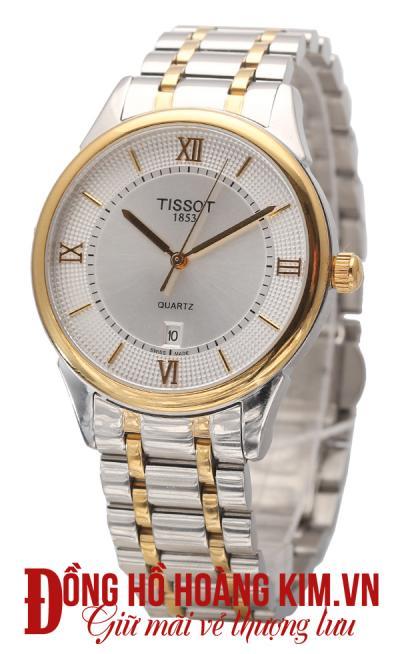 đồng hồ tissot nam dây sắt giảm giá uy tín