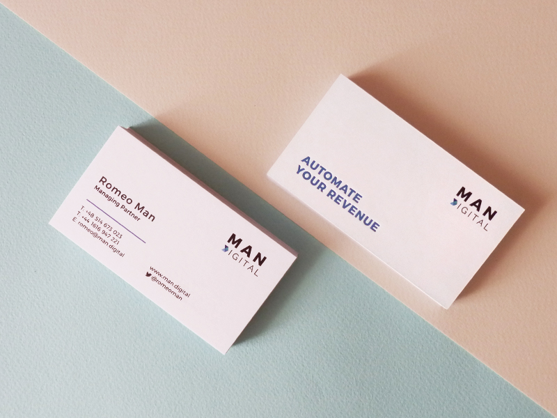 Anatomy of an Effective Business Card - Business Card Tips
